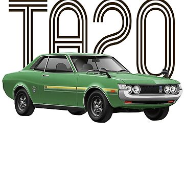 TA20 JDM Classic - Green by carsaddiction