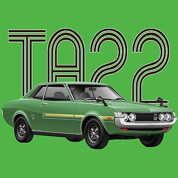 TA22 JDM Classic - Green by carsaddiction