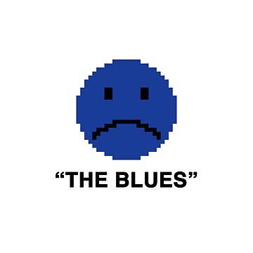 MANIAC - THE BLUES by EstripaKedavra