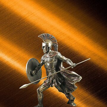 SPARTAN ACHILLES GREEK WARRIOR by johnnyssandart
