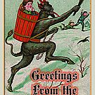 Greetings from the Krampus! by technoqueer
