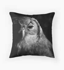From the dark! Throw Pillow
