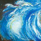"Coming Home No 1 - ""Blue Sky"" by Sue Hodge"