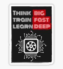 Machine Learning Sticker Sticker