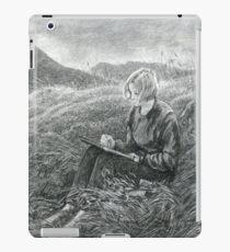 Kate and Catstye Cam iPad Case/Skin