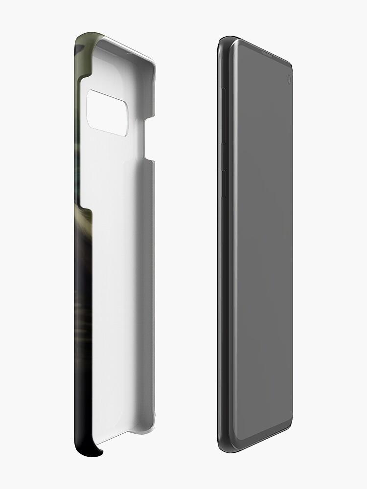 Alternate view of Motha Lisa Case & Skin for Samsung Galaxy