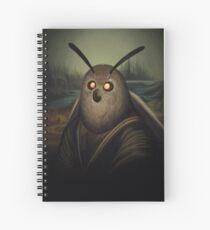 Motha Lisa Spiral Notebook