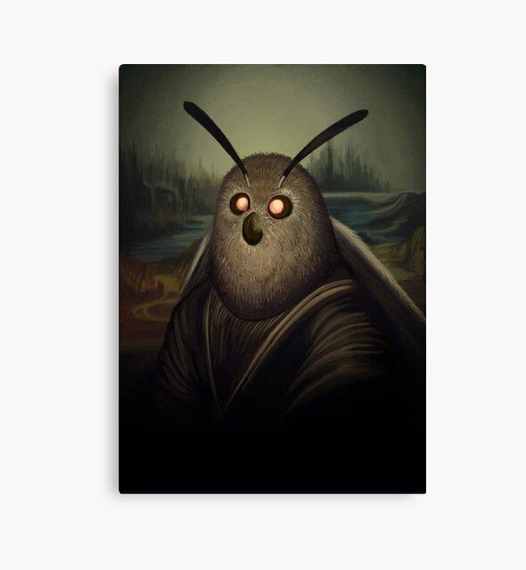 Motha Lisa by Franz Anthony