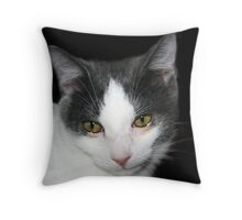 Tully III Throw Pillow