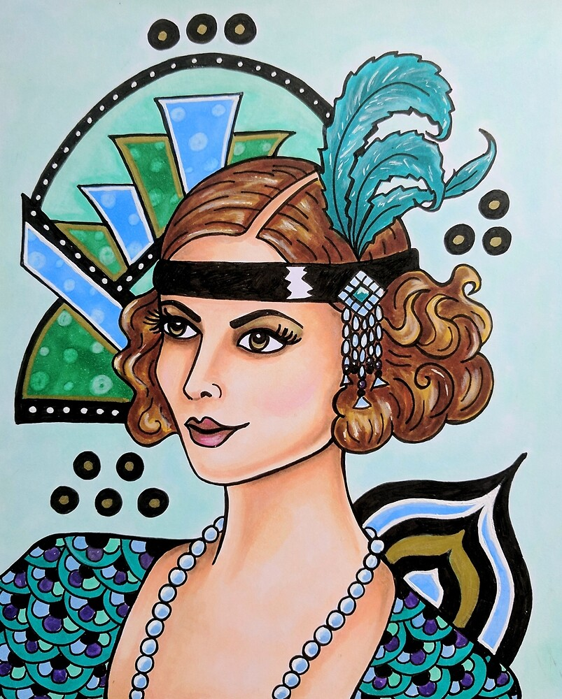 20s Fever by Katy Vaughan