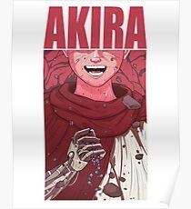 Póster Hora de Akira