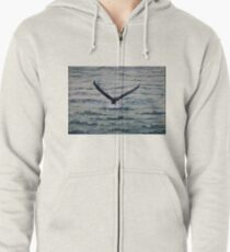 We Have Liftoff 1 Zipped Hoodie