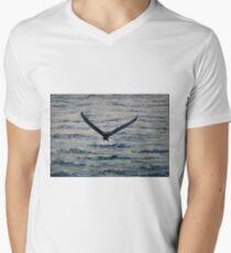 We Have Liftoff 1 Men's V-Neck T-Shirt
