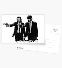 Pulp Fiction Postcards