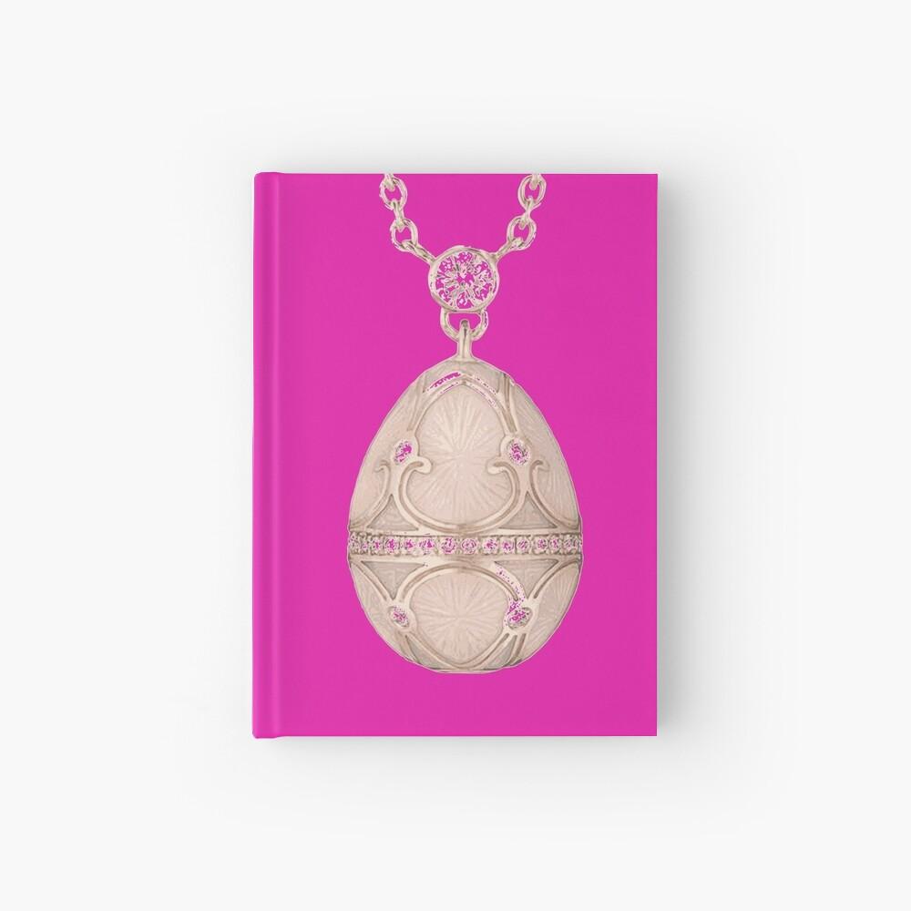 Pink Fabergè Hardcover Journal