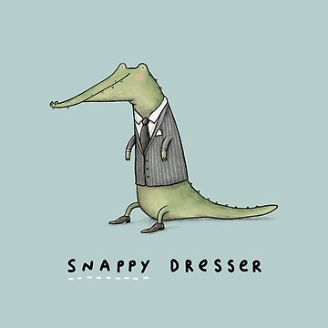Snappy Dresser by SophieCorrigan