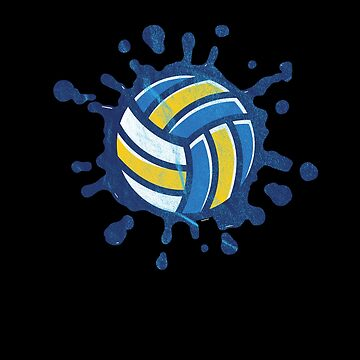 Awesome Volleyball Player Girls Women Sports Team Coach by TomGiantDesign