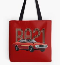 RA21 JDM Classic - Red Tote Bag