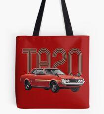 TA20 JDM Classic - Red Tote Bag