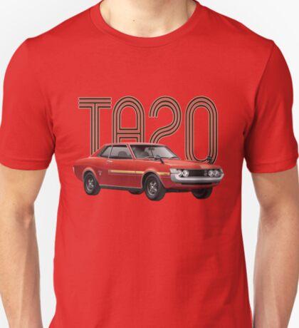 TA20 JDM Classic - Red T-Shirt