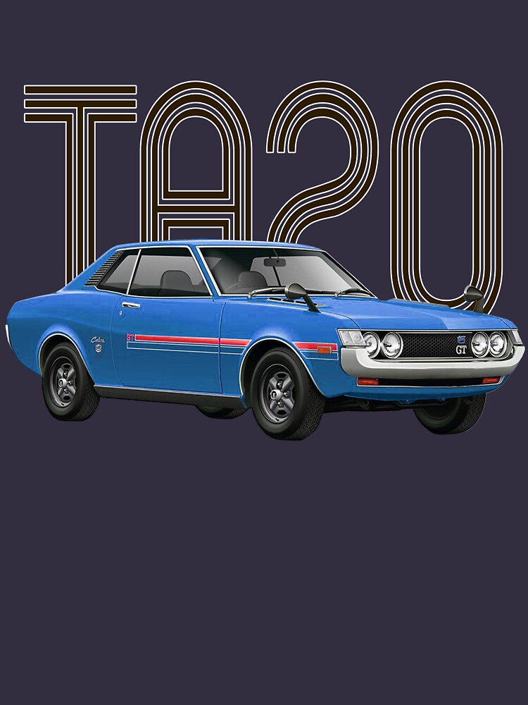 TA20 JDM Classic - Blue by carsaddiction