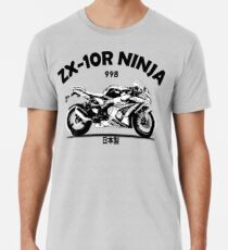 ZX-10R Ninja Made In Japan Men's Premium T-Shirt