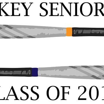 Hockey sobre césped diseño de regalo senior de platyopus