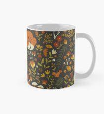 Füchse in einem Autumn Garden Tasse (Standard)