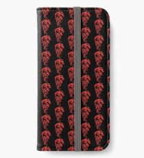 Red dragon iPhone Wallet/Case/Skin