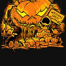 Halloween 'Nuts 02 by Captain RibMan
