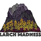Larch Madness by Abby Wilson