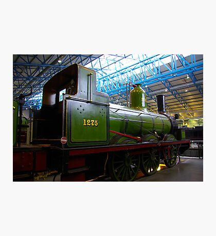 Old Steam Workhorse Photographic Print