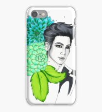 I am your FLOWER BOYFRIEND || Youngmin  iPhone Case/Skin