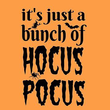 Hocus Pocus by Harou
