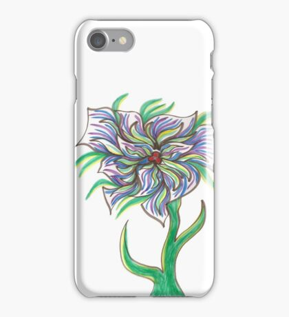 Drawing Day Daffy Daisy iPhone Case/Skin