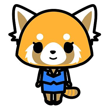 Aggretsuko cute (Aggressive Retsuko) by KingJames27x