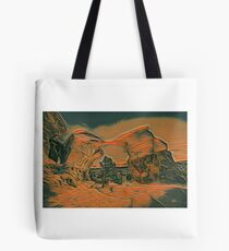 The Desert Arch Tote Bag