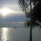 Before Monsoon Breaks - Pattaya, Thailand #2 by J J  Everson
