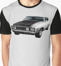 Ford Falcon XA GT Coupe Graphic T-Shirt
