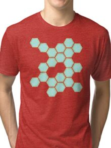 Hexagold Tri-blend T-Shirt