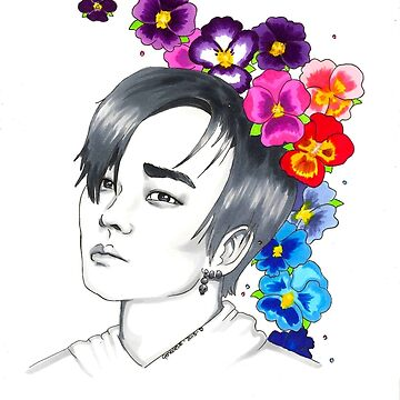 I am your FLOWER BOYFRIEND || Jeongmin  by RainbowHYSTERIA