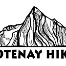 Kootenay Hiking by Abby Wilson
