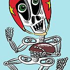Touchdown Skully by Judy Boyle