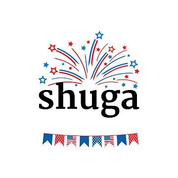 Shuga by shugashirts