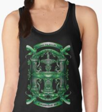 "Savannah Forsyth Fountain "" Greening of the Foutain ST. Patrick Day Women's Tank Top"