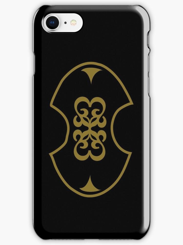 iPhone Celtic deco by patjila