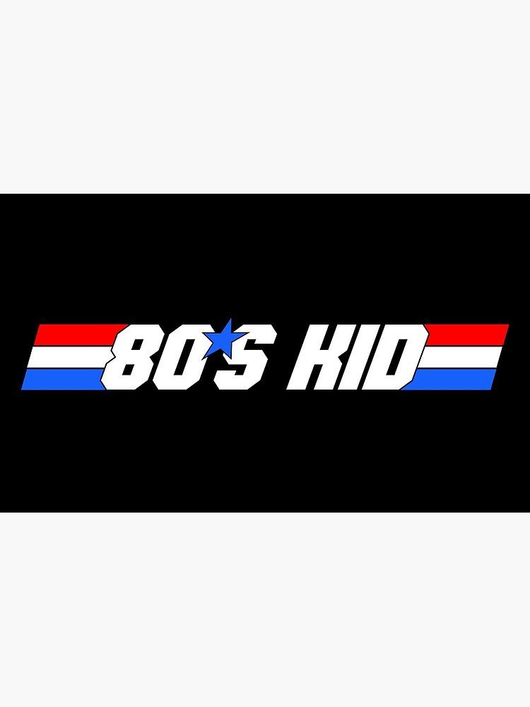 80er Jahre Kid - Style # 1 von RibWearO