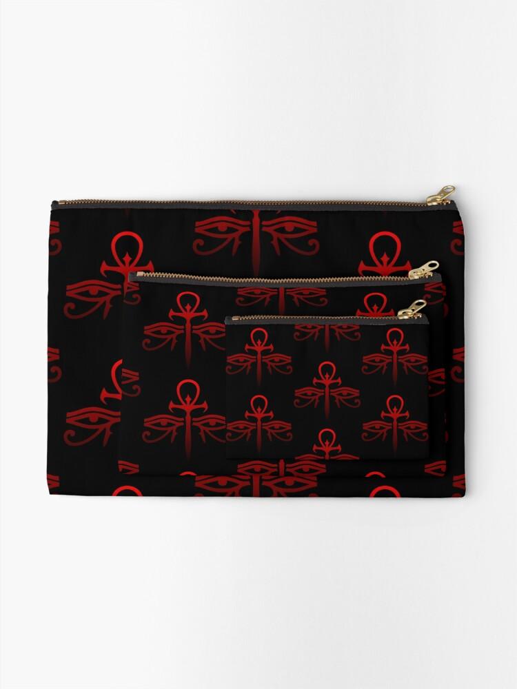 Alternative Ansicht von Auge des Ra - Horusauge Täschchen