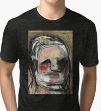 band-aid man Tri-blend T-Shirt