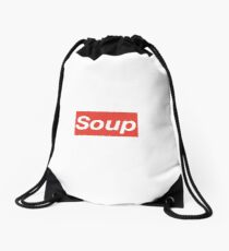 Suppe Supreme Logo Turnbeutel
